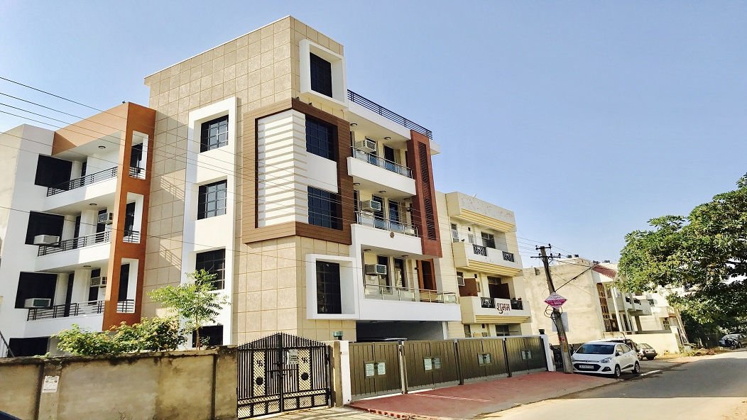 Olive Service Apartments Jaipur Main Picture